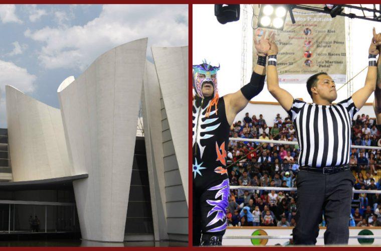 Atlantis, Místico, Blue Panther y hasta Shocker reinaugurarán Museo Internacional del Barroco en función de lucha libre