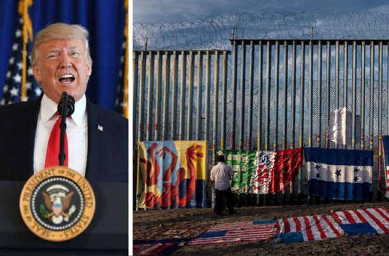 Trump habría propuesto dispararles en las piernas a migrantes y completar la frontera con fosas llenas de caimanes y serpientes