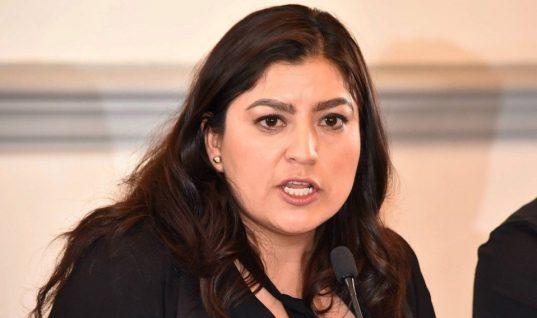 No habrá trato preferencial por robo a esposa del exalcalde: Claudia Rivera