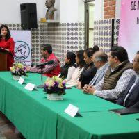 Inauguran oficina del ONMPRI en comité municipal de Puebla