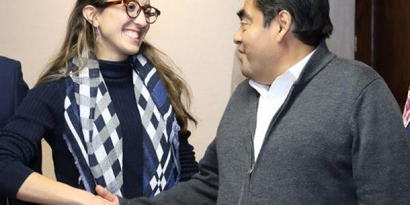 Waze hace alianza con Puebla para mejorar la movilidad