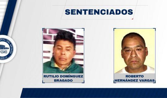 Sentencia de 20 años de prisión contra homicidas de Huauchinango