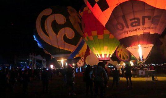 Globo Fest Val'Quirico 2019; fin de semana desde las alturas