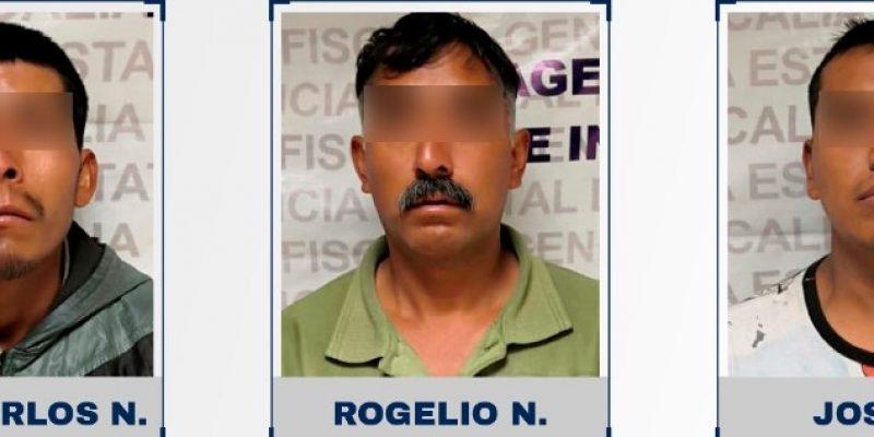 FGE obtuvo vinculación a proceso contra tres hombres por robo a una ferretería en Zacatlán
