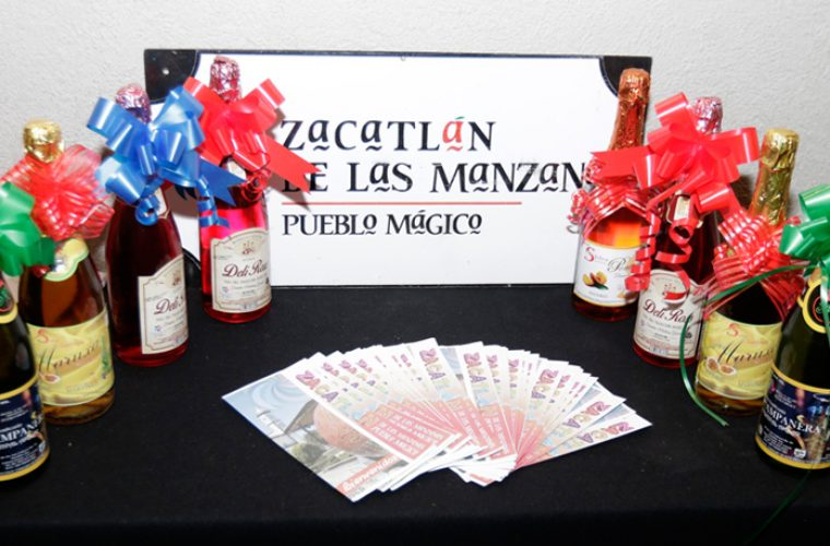 Presentan la 13º Feria de la Sidra en Zacatlán