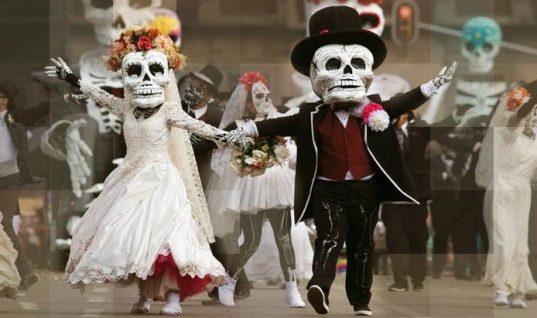 Casi mil 900 mdp deja como derrama económica el Día de Muertos en México