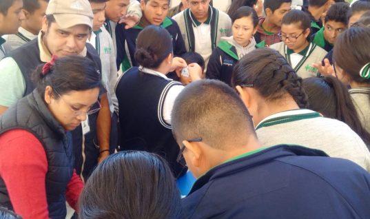 Jornada comunitaria en Amozoc para prevenir violencia contra mujeres
