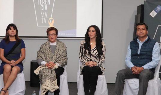 Erradicar acciones de violencia en contra de las mujeres: Leticia Torres