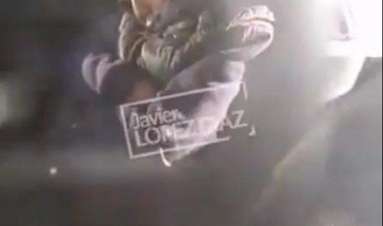 Ratero da 'cristalazo' a un auto; le gana el sueño y se echa un 'coyotito' (VIDEO)