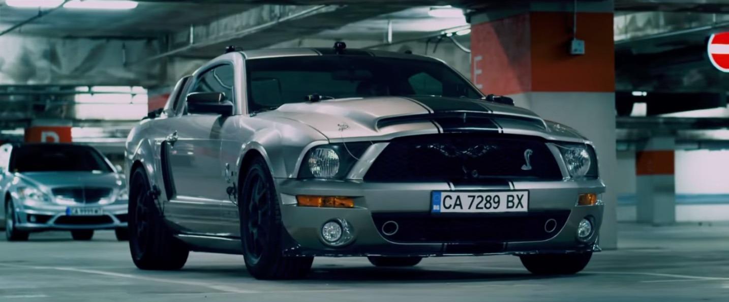 Del Asfalto A La Pantalla Grande Ford Mustang Excentrico Y Poderoso Ojo Noticias